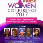 Aisha Babangida, Dr. Maymunah Yusuf Kadiri, Uche Akpuru, Rosemary Onyebigwa, Nneka Ezeani, Pride, Pride Conference, Pride Women Conference, Pride Magazine, Hearts as one Awards, Studio 24, CSR, NIIA