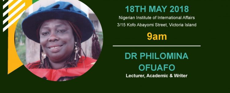 DR. PHILOMINA UYOVIRUME OFUAFO