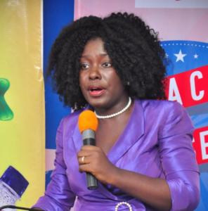 Dr Timi Oyebode, Breaking Through Trauma, Pride Women Conference 2019,