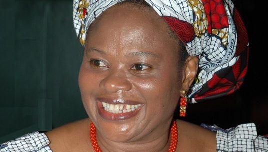 Late Professor Dora Akunyili